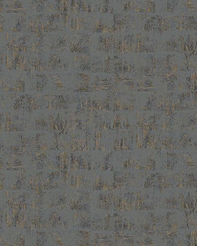 Non-Woven Wallpaper Square dark grey purple Gloss 30825