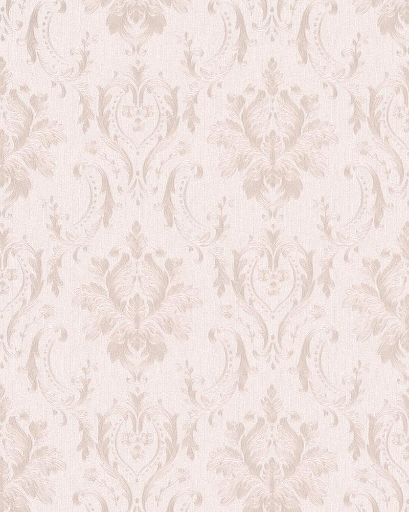 Vliestapete ornament floral rosa glanz marburg 30627 for Ornament tapete rosa