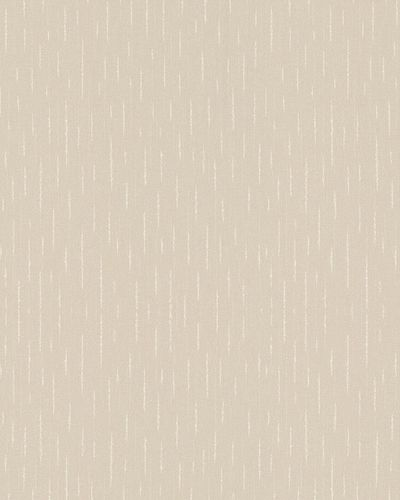 Non-Woven Wallpaper Satin Look beige Gloss 30654