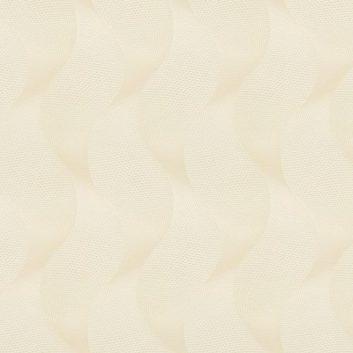 Non-Woven Wallpaper Colani Legend Wave 3D cream 84044 online kaufen