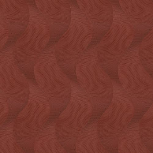 Non-Woven Wallpaper Colani Legend Wave 3D red 84047 online kaufen