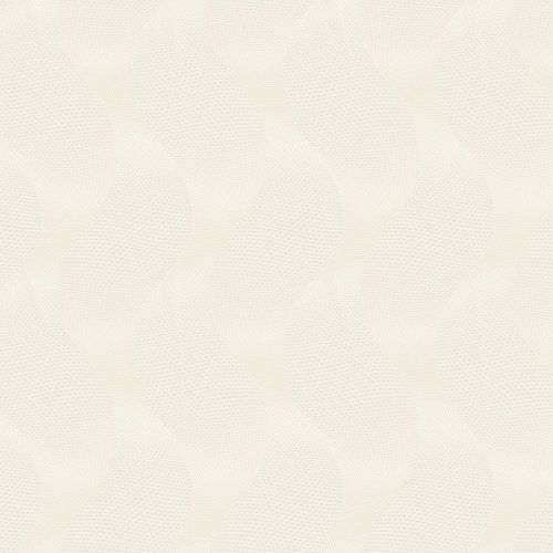 Non-Woven Wallpaper Colani Legend Wave 3D cream white 84054 online kaufen