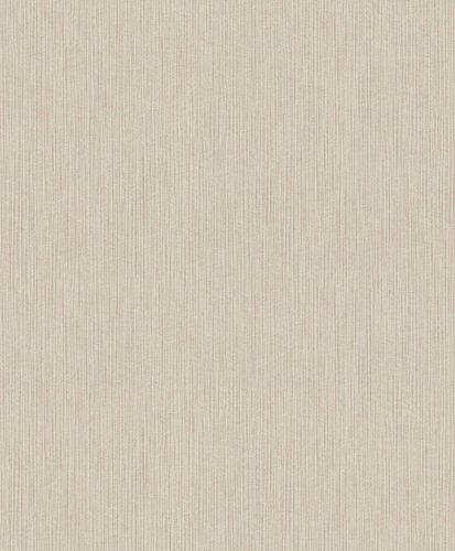 Vinyl Wallpaper Lines Structure taupe Gloss 5424-02