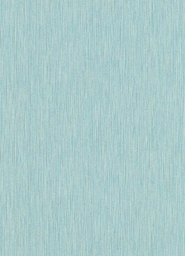 Vinyl Wallpaper Lines Structure turquoise Gloss 5424-18