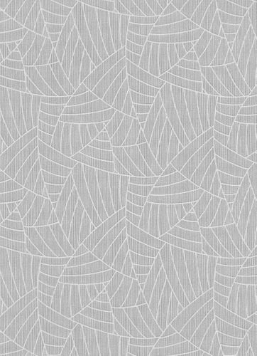 Vinyl Wallpaper Triangles Graphic grey Glitter 5427-10
