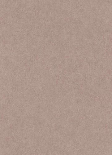 Vinyl Wallpaper Motteled Plain red brown 6370-11