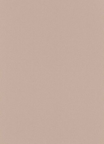 Vinyl Wallpaper Plain Textured brown Palais Royal 6381-11