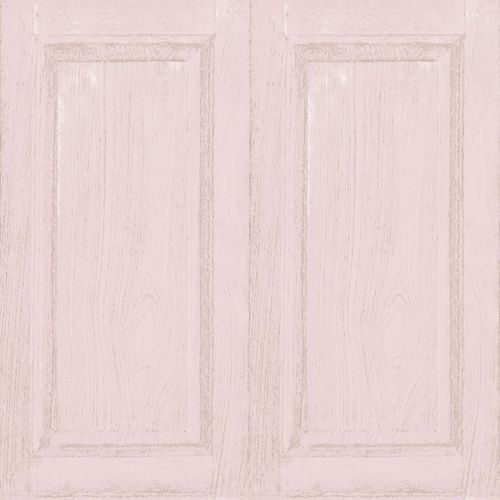 Kids Wallpaper panel wood pink beige Babylandia 005408 online kaufen