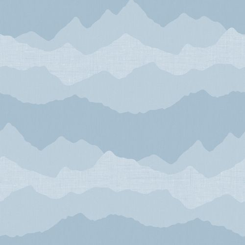 Kids Wallpaper mountains light blue Babylandia 005418 online kaufen