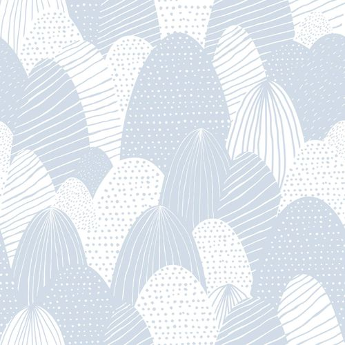 Kids Wallpaper eatser eggs light blue white 005423 online kaufen
