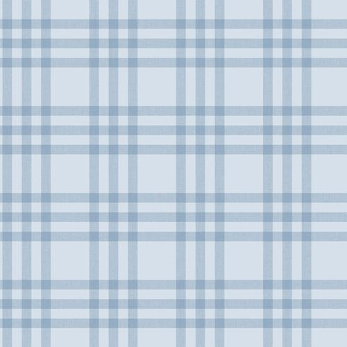 Kids Wallpaper checked light blue Babylandia 005433 online kaufen