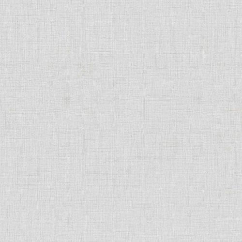 Kids Wallpaper textile plain grey Babylandia 005481
