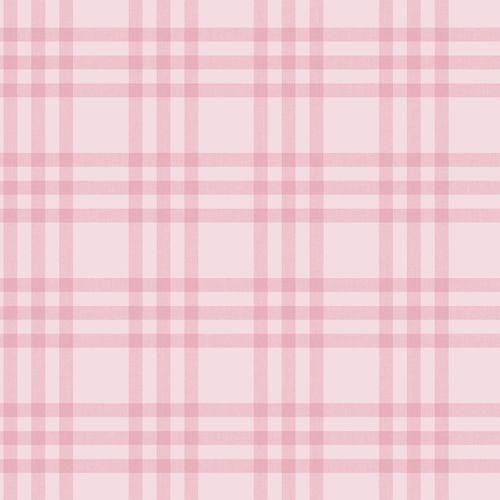 Kindertapete Karomuster rosa 005432 online kaufen