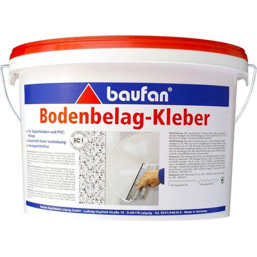 Baufan Bodenbelagkleber 10 kg Klebstoff Teppichkleber
