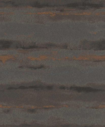 Non-Woven Wallpaper Aquarelle brown Metallic 296111 online kaufen