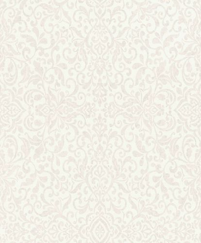 Non-Woven Wallpaper Baroque grey silver Metallic 296029 online kaufen