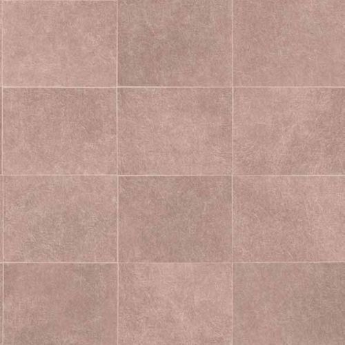 Non-woven Wallpaper Tiles red brown Gloss 124912 online kaufen