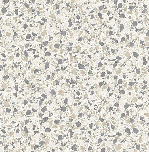 Vliestapete Granit weiß grau Glanz Artisan 124955 online kaufen