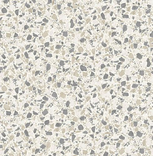 Non-woven Wallpaper Granite white grey Gloss 124955 online kaufen