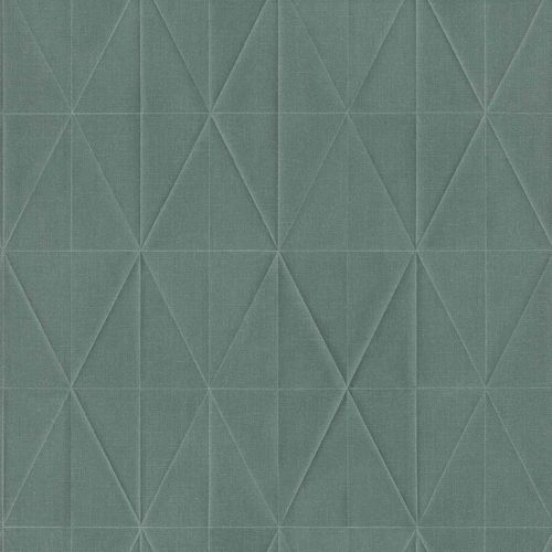 Non-Woven Wallpaper 3D Graphic blue green grey 148712 online kaufen