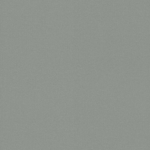 Non-Woven Wallpaper Plain Textile grey green 148746 online kaufen