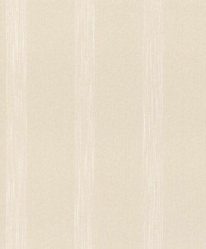 Textile Wallpaper Stripes Pattern cream Gloss 086033 online kaufen