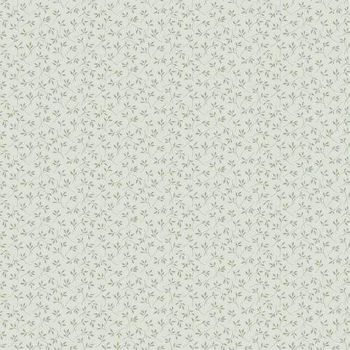 Vinyl Wallpaper twig pattern green World Wide Walls 007835