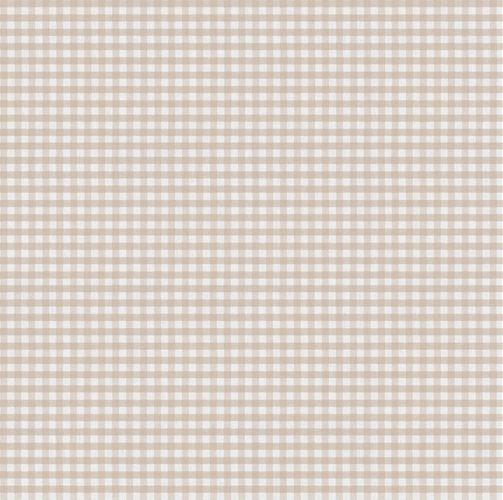 Vinyltapete Karomuster beige creme World Wide Walls 007870 online kaufen