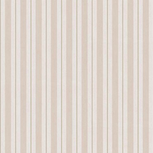 Vinyltapete Streifenmuster beige creme graugrün 007872 online kaufen