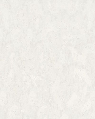 Non-Woven Wallpaper Satin Look cream white Gloss 75617