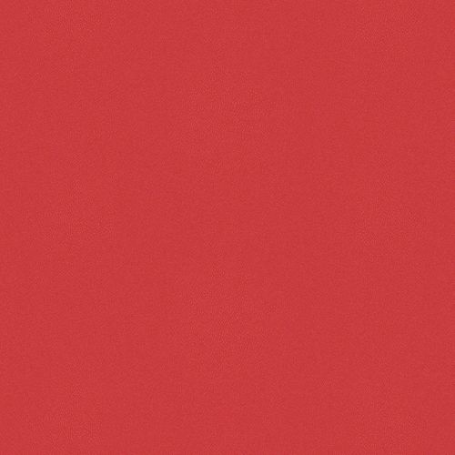 Non-Woven Wallpaper Plain Design red Gloss La Vida 52565