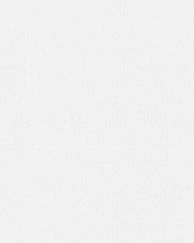 Non-Woven Wallpaper Plain Grid Design white 53613