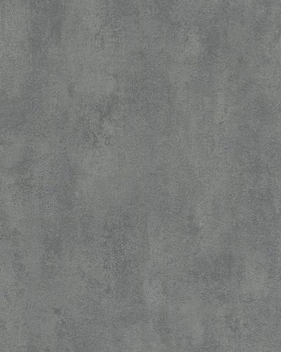 Vliestapete Putz-Optik Struktur hellgrau Novamur 6756-60