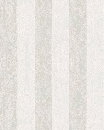 Non-woven wallpaper stripes plaster beige cream 6757-40