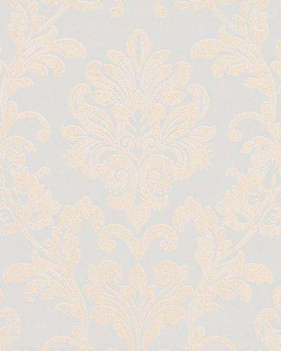 Vliestapete Barock Glitzer Glanz creme beige Ella 6762-30 online kaufen
