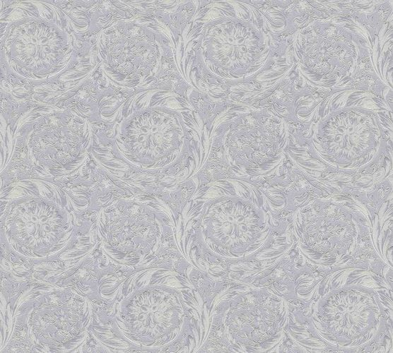Wallpaper Versace Home Ornament silver grey Metallic 366924 online kaufen