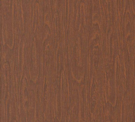 Tapete Versace Home Holzmaserung rotbraun Glanz 370523 online kaufen