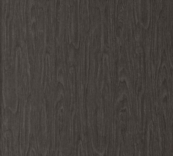 Wallpaper Versace Home Wood Grain black Gloss 370524