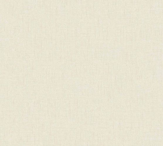 Wallpaper Versace Home Plain Textile cream white Metallic 962338