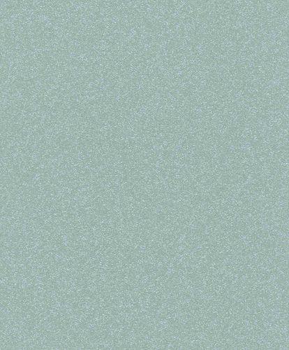 Vliestapete Uni Struktur aquablau Glanz Rasch 530254