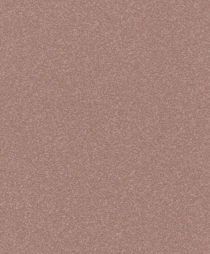 Non-Woven Wallpaper Plain old rosé Gloss Rasch 530261
