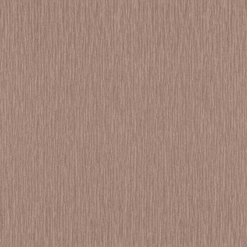 Non-Woven Wallpaper Plain Lines rosé beige Gloss 533316