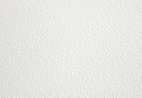 Non-Woven Ceiling Wallpaper fine texture white 73301