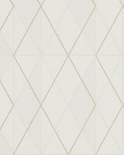 Non-Woven Wallpaper Checked grey gold Glitter 6720-10 online kaufen