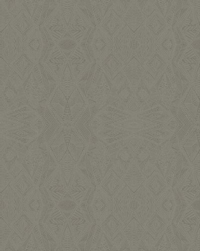 Non-Woven Wallpaper Graphic Pattern grey Gloss 6728-40 online kaufen