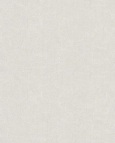 Non-Woven Wallpaper Rectangles grey beige Gloss 6745-20 online kaufen