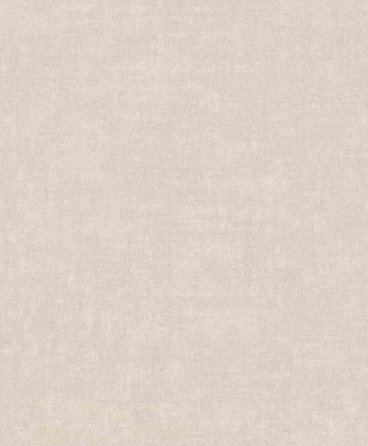 Vinyl Wallpaper Textile Plain brown beige GranDeco IW1005 online kaufen