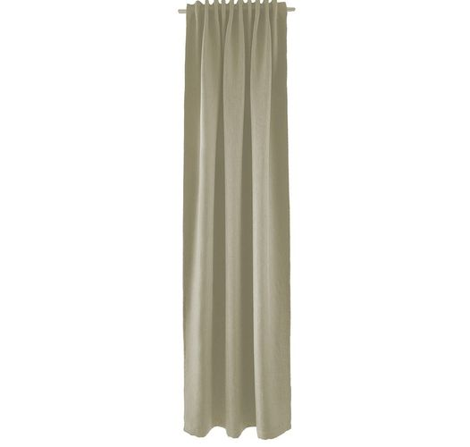Loop Curtain Galdin plain dimming cream 5951-98 online kaufen