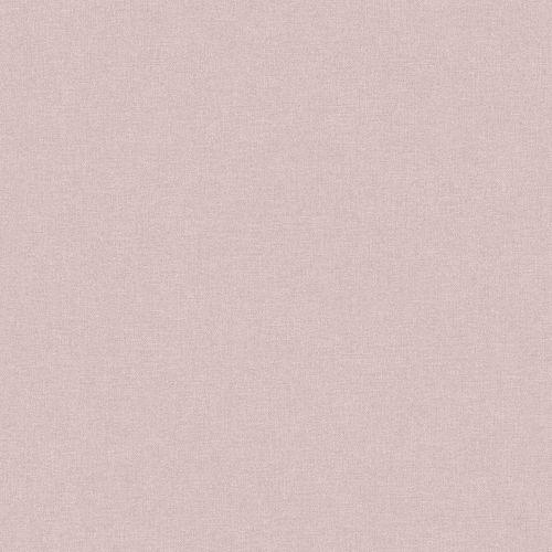 Vinyltapete Uni Textil-Design rosa GranDeco PP1105 online kaufen