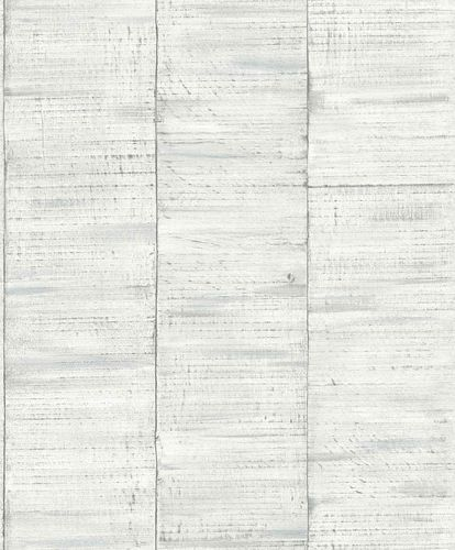 Vinyl Wallpaper Wood Look grey white blue PP3001 online kaufen